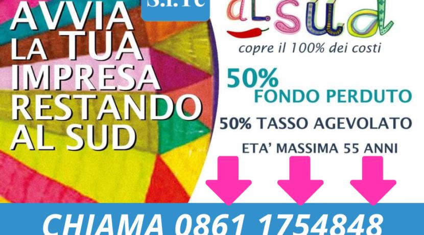 FONDO PERDUTO AL 50%